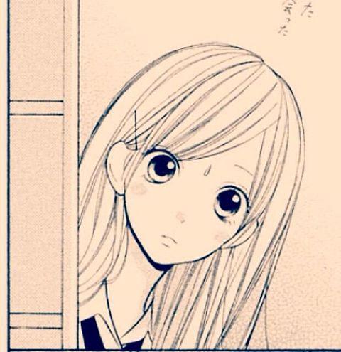 花君と恋する私*原画の画像 プリ画像