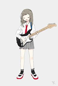 ギター 女 イラストの画像136点完全無料画像検索のプリ画像bygmo