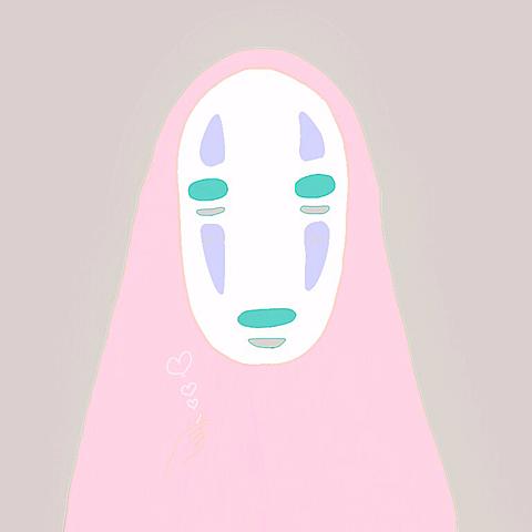 カオナシ♡の画像(プリ画像)