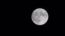 満月 プリ画像