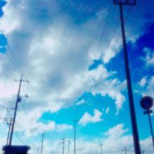 朝一の空の画像(プリ画像)