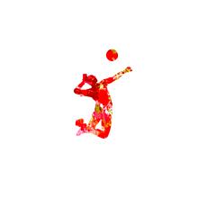 volleyball プリ画像