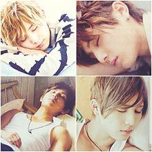山田涼介 寝顔の画像(プリ画像)
