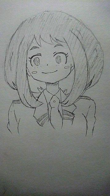 麗日 お茶子の画像(プリ画像)