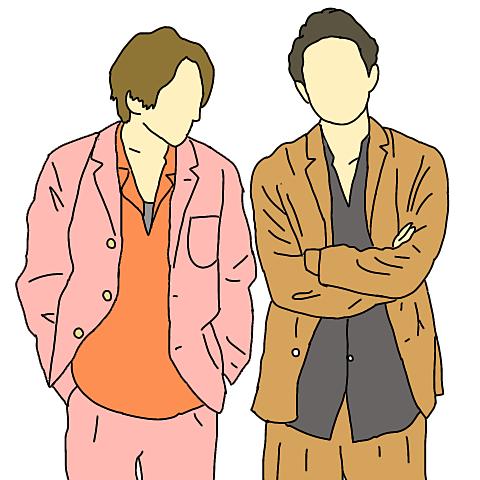 KEN☆Tackey イラストの画像(プリ画像)