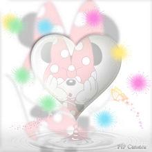 ミニーマウス♥の画像(プリ画像)