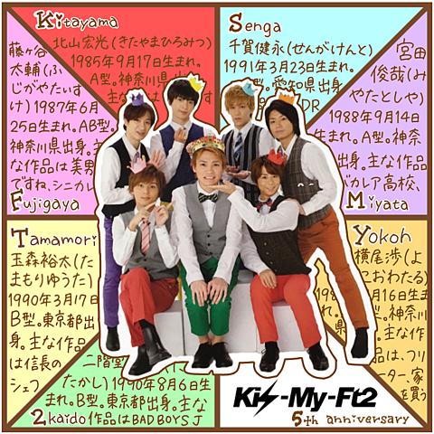 Kis-My-Ft2 .の画像(プリ画像)