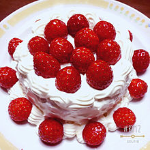 手作りケーキ❣️の画像(手作りケーキに関連した画像)