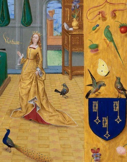 【男女別】貴族の服装|中世ヨーロッパ/英国/18世紀/16世紀