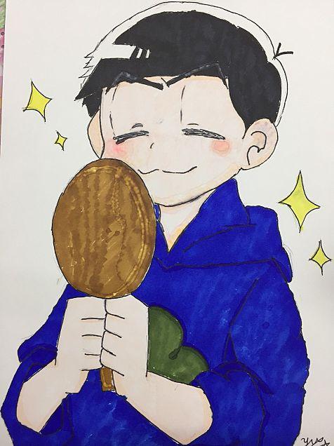 カラ松(。 ー`ωー´) キラン☆の画像(プリ画像)