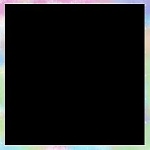 四角フレームの画像(加工用に関連した画像)