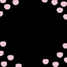 ネオン ハート フレームの画像(加工用に関連した画像)