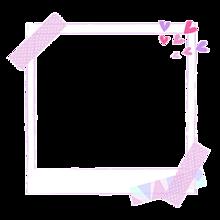 フォトフレームの画像(加工用に関連した画像)