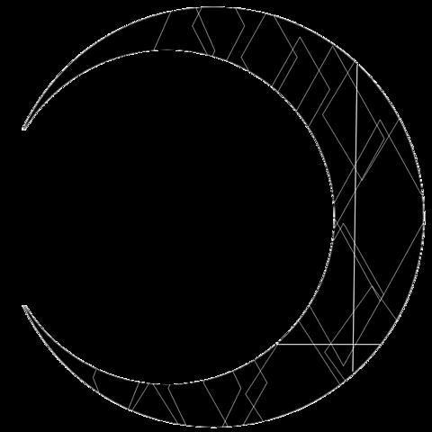 月 シルエットの画像 プリ画像