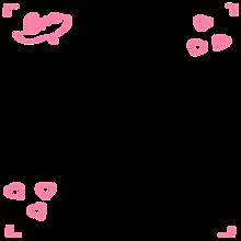 シンプル フレームの画像(加工用に関連した画像)
