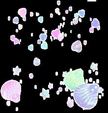 オーロラカラー スタンプの画像(オーロラに関連した画像)