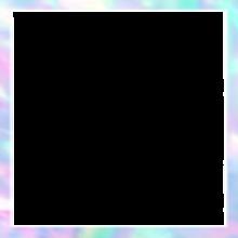 オーロラカラー フレームの画像(四角に関連した画像)