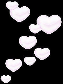 シャボン玉 ハートの画像(シャボン玉に関連した画像)