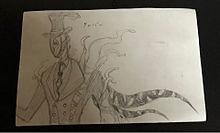 テンタクルリッパー【第5人格】の画像(クルリに関連した画像)