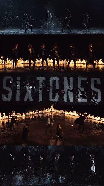SixTONES壁紙の画像(プリ画像)