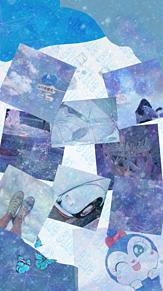 Blue Collage 🧞♂️🦋🦕🐬🐳🌎🌍🌏❄️💧💦🌊🧊💎💙の画像(BLUEに関連した画像)