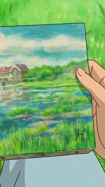 思い出のマーニーの画像 プリ画像