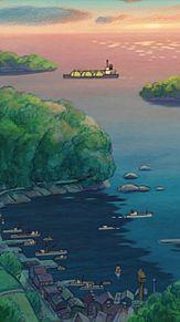 崖の上のポニョ プリ画像