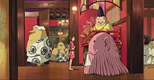 千と千尋の神隠しの画像(千と千尋の神隠しに関連した画像)