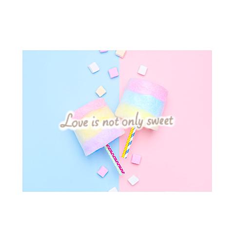 Love is not only sweet🧡の画像(プリ画像)