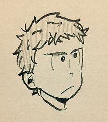 短髪カラ松の画像(プリ画像)