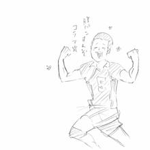 ハイキュー!!の画像(田中先輩に関連した画像)