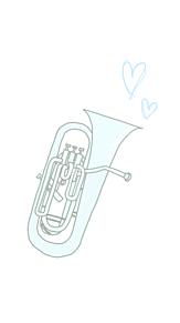 かわいい イラスト ユーフォニアムの画像15点完全無料画像検索のプリ