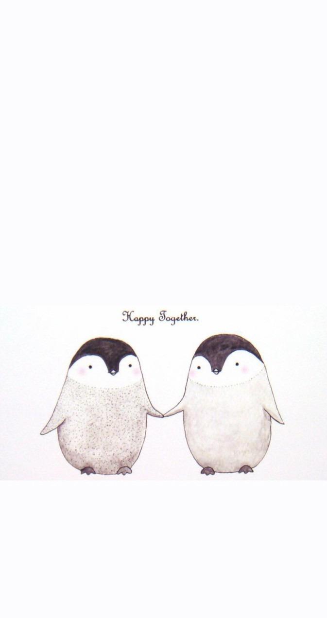 可愛いペンギン恋人 47052712 完全無料画像検索のプリ画像 Bygmo