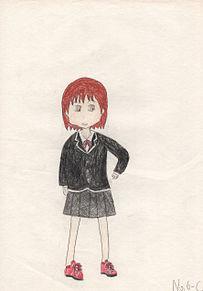 オリジナルキャラクター アレンジ画2