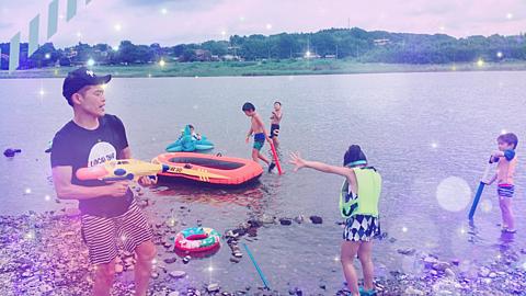 川遊びの画像(プリ画像)
