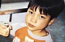 幼少期の画像(プリ画像)