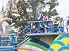ディズニー夏祭り プリ画像