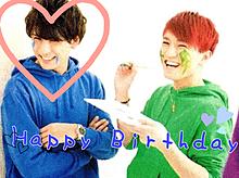 りゅうにぃちゃんの誕生日💙 プリ画像