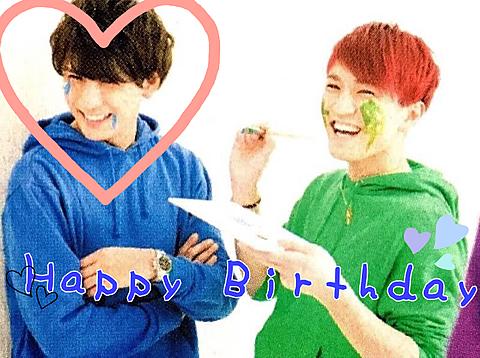 りゅうにぃちゃんの誕生日💙の画像 プリ画像