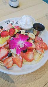 カフェカイラ パンケーキの画像(パンケーキに関連した画像)