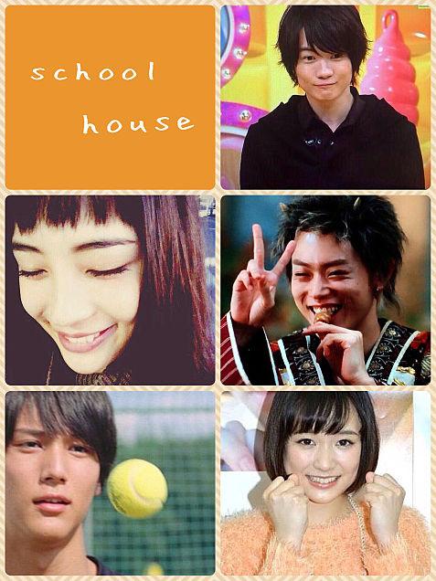 schoolhouse 61話の画像(プリ画像)