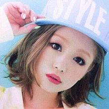 西野カナ プリ画像
