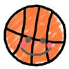 バスケットボール プリ画像