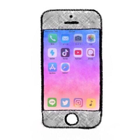 iPhone、スマホの画像 プリ画像