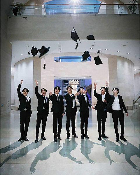 BTS【Dear Class of 2020♥】の画像(プリ画像)