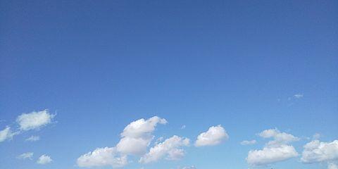 晴れ空の画像(プリ画像)