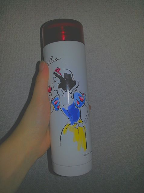 白雪姫の水筒の画像(プリ画像)