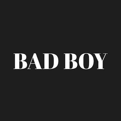 BAD BOYの画像(プリ画像)