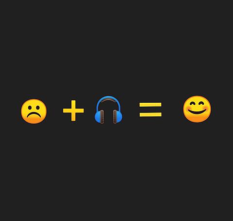 No music, no life の画像(プリ画像)
