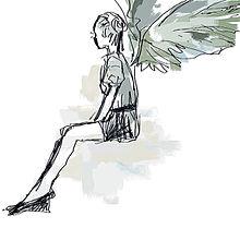 羽はなくても良かったかもの画像(#創作に関連した画像)